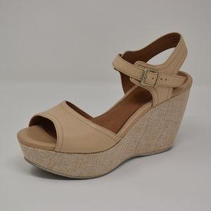 Clark's Nadene Lola Platform Wedge Sandal